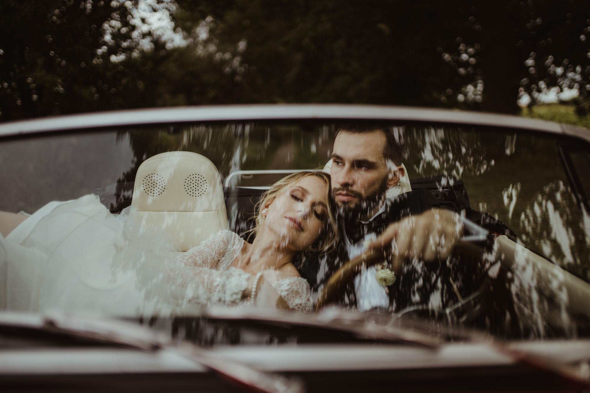 sesja ślubna poznań rezydencja hotel solei wesele boho inspiracje